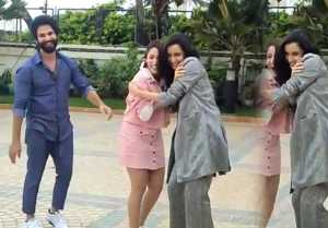 Shahid Kapoor makes fun of Shraddha Kapoor & Yami during Batti Gul Meter Chalu promotion