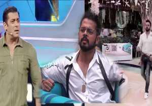 Bigg Boss 12: Sreesanth ने किया Salman Khan का Ego Hurt; फिर शो छोड़ने की धमकी  FilmiBeat