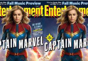 Captain Marvel Trailer: First Trailer of Marvel's next big film is out now
