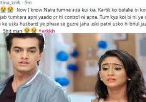 Yeh Rishta Kya Kehlata Hai: Kaira Fans get ANGRY on Makers for new Track Shivangi Joshi