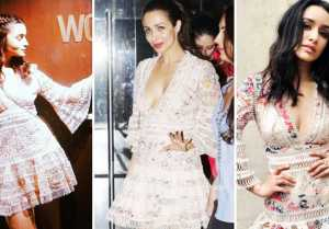 Alia Bhatt copies Shraddha Kapoor & Malaika Arora's LOOK for her friend's birthday party