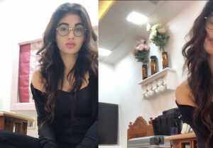 Mouni Roy looks UNRECOGNIZABLE in her latest photo; Check Out