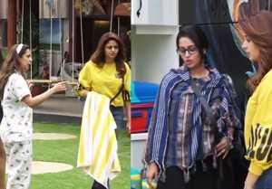 Bigg Boss 12: Dipika Kakar & Neha Pendse को इस Challange ने किया परेशान