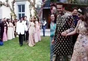 Isha Ambani grand ENTRY with Father Mukesh Ambani on engagement day; Watch Video