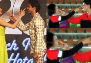 Jhanvi Kapoor & Ishaan Khatter recreates Anjali & Rahul's moment from Kuch Kuch Hota Hai; Watch Video