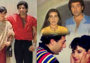 Sunny Deol had Extra Marital Affairs with THESE Actresses