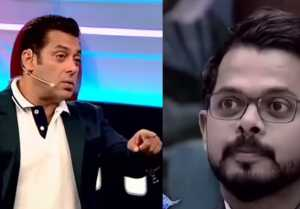 Bigg Boss 12: Salman Khan lashes out at Sreesanth, Questions his Sportsman spirit !
