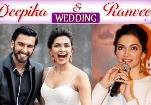 Deepika Padukone REVEALS she is dating Ranveer Singh from last 6 years