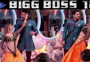 Bigg Boss 12: Jasleen Matharu & Shivashish Mishra's HOT DANCE on Kajol's hit song