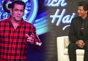 Salman Khan's special message for Shahrukh Khan on Kuch Kuch Hota Hai's 20th anniversary