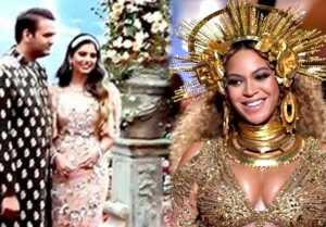 Isha AmbaniAnand Piramal wedding: Beyonce to perform in Sangeet