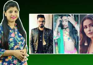 Hina Khan's boyfriend Rocky Jaiswal makes FUN of her Komolika look; Watch video