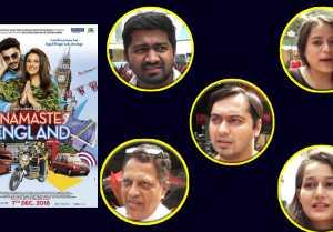 Namaste England PUBLIC REVIEW: Arjun Kapoor & Parineeti Chopra