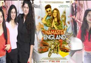Namaste England: Jhanvi Kapoor, Khushi Kapoor & Anshula Kapoor spotted at film screening