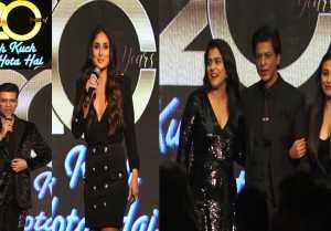 Kuch Kuch Hota Hai Celebration: Kareena Kapoor Khan, Shahrukh Khan, Karan & others attend