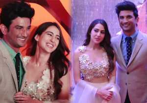 Kedarnath Trailer Launch: Sushant Singh Rajput & Sara Ali Khan make GRAND ENTRY