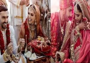 Deepika Padukone  Ranveer Singh finally share FIRST photo after the Marriage !