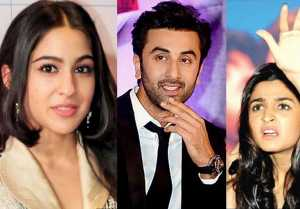 Sara Ali Khan wants to  marry Ranbir Kapoor; Alia Bhatt gets angry on her