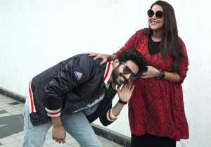 Kartik Aaryan SHOCKING REACTION on Neha Dhupia's baby bump; Watch Video