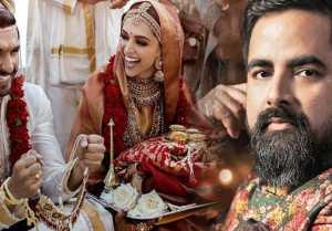 Deepika Ranveer: Sabyasachi Mukherjee TROLLED for claiming he designed Deepika's Saree