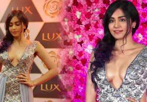 Adah Sharma faces Oops Moment at Lux Gold Rose Awards 2018; Watch video