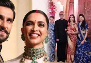 Deepika Padukone & Ranveer Singh Reception: Inside Photos of reception goes VIRAL