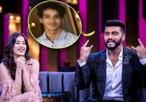 Arjun Kapoor reveals Jhanvi Kapoor's boyfriend name at Koffee With Karan Season 6