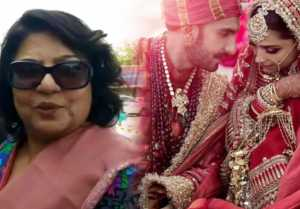 Priyanka Chopra's mother Madhu Chopra TAUNTS Deepika Padukone & Ranveer Singh; Watch Video