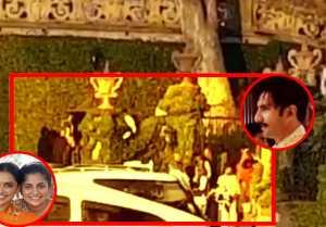 Deepika Padukone & Ranveer Singh's FIRST VIDEO from Wedding; Watch Video