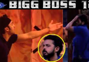 Bigg Boss 12: Sreesanth gets ANGRY on Rohit Suchanti after he calls him FlipSanth
