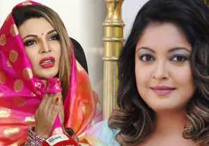 Rakhi Sawant apologises to Tanushree Dutta; Watch Video