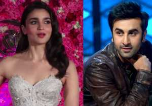 Alia Bhatt breaks silence on her Marriage with Ranbir Kapoor at Lux Golden Rose Awards