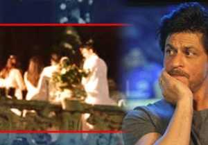 Shahrukh Khan gets UPSET after Deepika Padukone gets married to Ranveer Singh