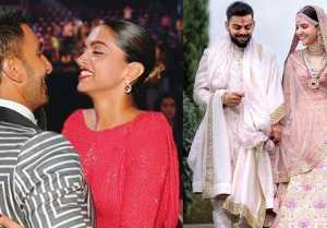 Deepika & Ranveer Wedding: Know the 5 similarities between DeepVeer & Virushka Wedding