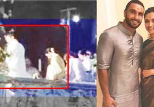 Deepika Padukone & Ranveer Singh's FIRST Exclusive PHOTO after Wedding; Check out here