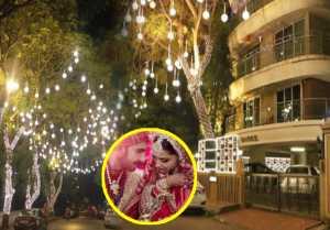 Deepika  Ranveer wedding: Ranveer Singh's house is decorated to welcome new bride