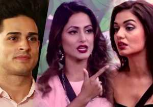 Hina Khan comes in Support of Priyank Sharma in Divya Aggarwal's controversy