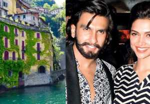 Deepika  Ranveer Wedding : Lake Como gets Closed for Tourists for DeepVeer Wedding