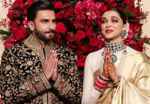 Deepika  Ranveer Reception : Here's why Ranveer Singh refuses to pose without Deepika