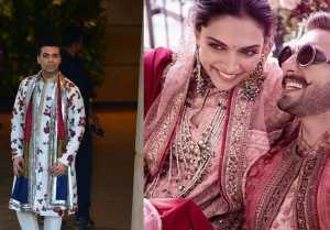 Karan Johar wants to get MARRIED after watching Deepika  Ranveer's wedding Pictures