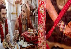 Deepika Padukone  Ranveer Wedding: Know how Konkani Bride  Groom's LOOK becomes SPECIAL