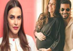 Neha Dhupia Angad Bedi Welcome Their Baby Girl