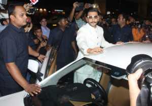 Deepika Padukone & Ranveer Singh wedding: Ranveer shows attitude to media