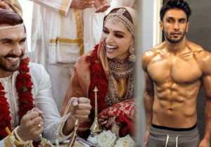 Deepika Padukone & Ranveer Singh Wedding: Ranveer lose weight in 1 week before wedding