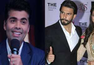 Deepika Padukone  Ranveer Singh Wedding: Karan Johar REACTS on #DeepVeer wedding!