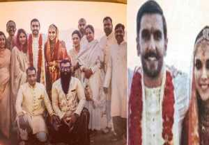 Deepika Padukone & Ranveer Singh's Latest Photo with family will leave you AWW