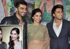 Deepika & Ranveer Wedding: Sonam Kapoor & Arjun Kapoor are now Deepika's In-laws