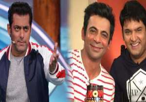 Kapil Sharma & Sunil Grover will be back together because of Salman Khan