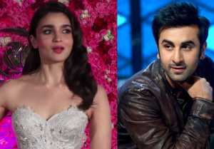 Alia Bhatt breaks silence on her Marriage with Ranbir Kapoor at Lux Golden Rose Awards