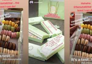 Priyanka Chopra sends invitation with Shadi Ke Laddoo to Sky Is Pink Team; check out